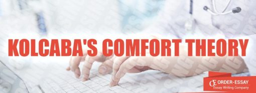 Kolcaba's Comfort Theory Free Sample Essay