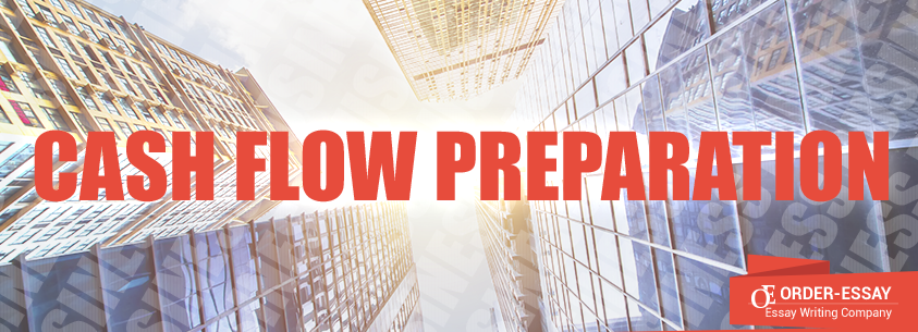 Cash Flow Preparation Free Business Essay Sample