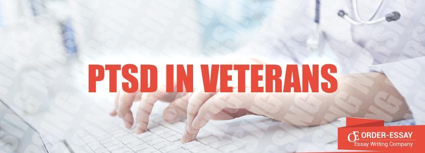 PTSD in Veterans Nursing Sample Essay