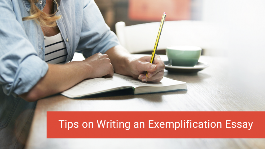 Exemplification Essay Writing