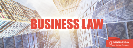 Business Law Sample Essay