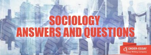 Answers to the Questions Sample Essay