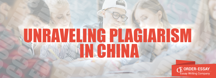 Unraveling Plagiarism in China Education Sample