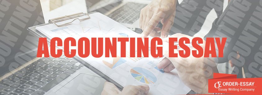 Accounting essay sample