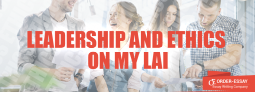 Leadership and Ethics on my Lai Essay Sample