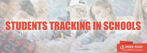 Students Tracking in Schools Sample Essay