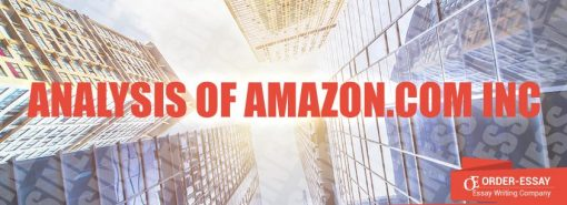 Analysis Of Amazon.com INC
