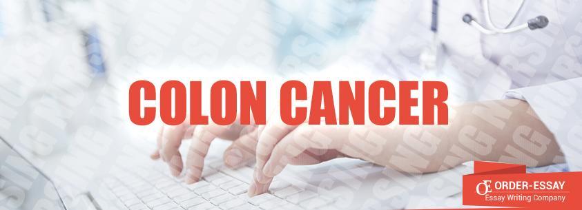 Colon Cancer Sample Essay