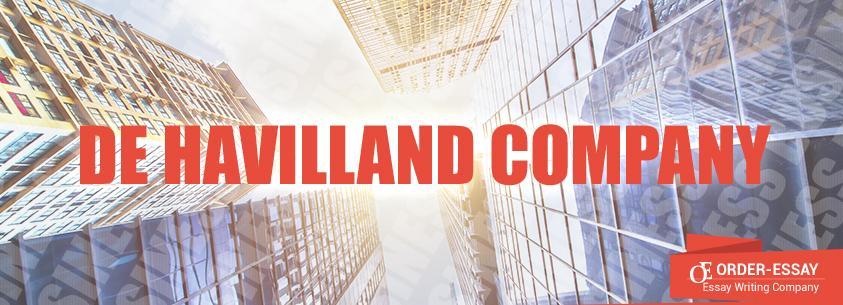 De Havilland Company