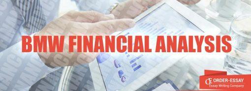 BMW Financial Analysis