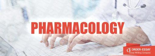 Pharmacology Nursing Essay