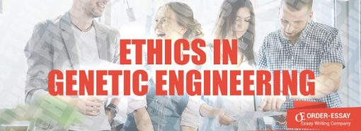 Ethics in Genetic Engineering Sample essay