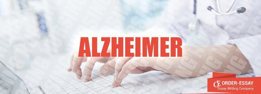 Alzheimer Sample Essay