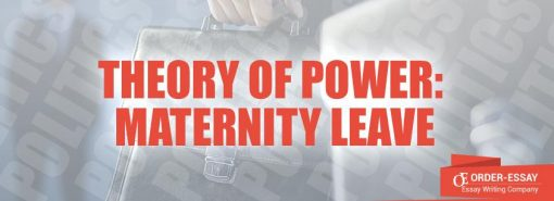 Theory of Power: Maternity Leave Sample Essay