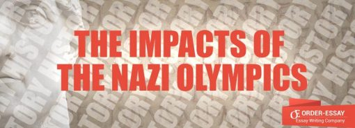 The Impacts of the Nazi Olympics