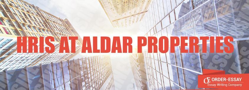 HRIS at Aldar Properties