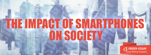 The Impact of Smartphones on Society