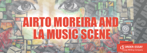 Airto Moreira And La Music Scene