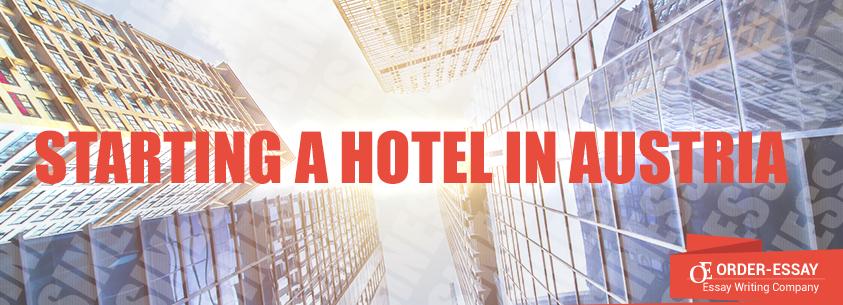Starting a Hotel in Austria