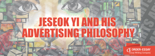 Jeseok Yi and His Advertising Philosophy