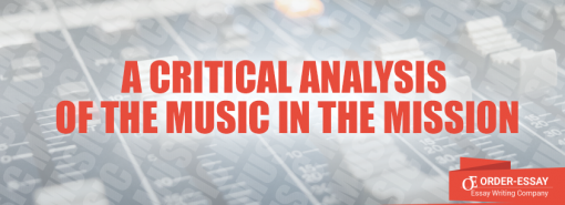 A Critical Analysis of the Music in The Mission