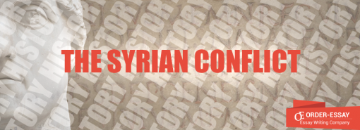 The Syrian Conflict