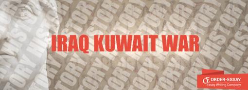 Iraq Kuwait War