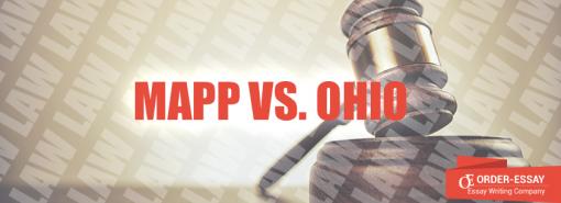 Mapp vs. Ohio
