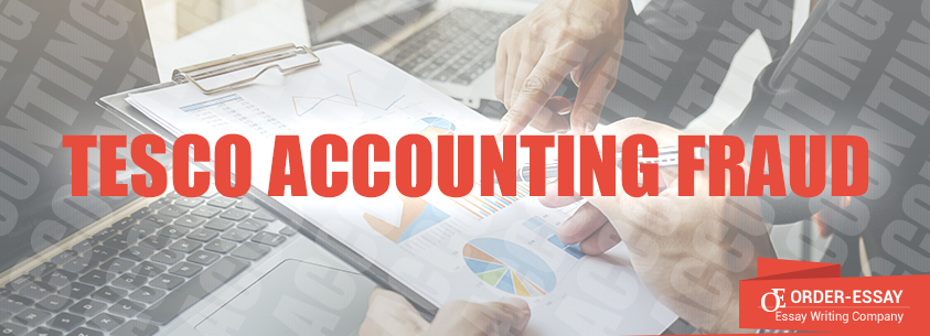 Tesco Accounting Fraud