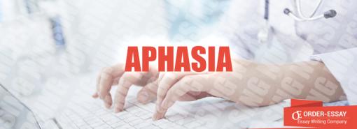 Aphasia Essay Sample