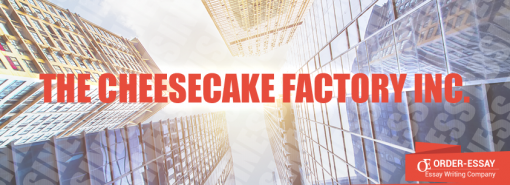 The Cheesecake Factory Inc.
