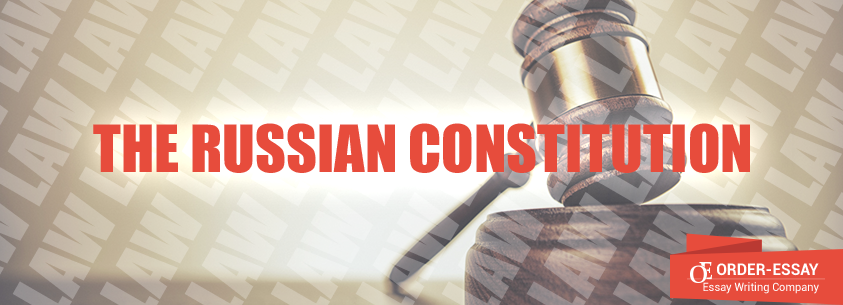The Russian Constitution