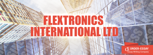 Flextronics International Ltd