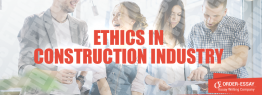 Ethics in Construction Industry