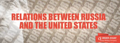 Relations Between Russia and the United States