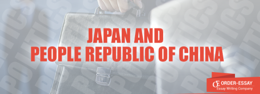Japan and People Republic of China