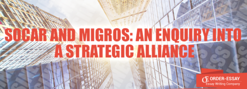 SOCAR and Migros: An Enquiry into a Strategic Alliance